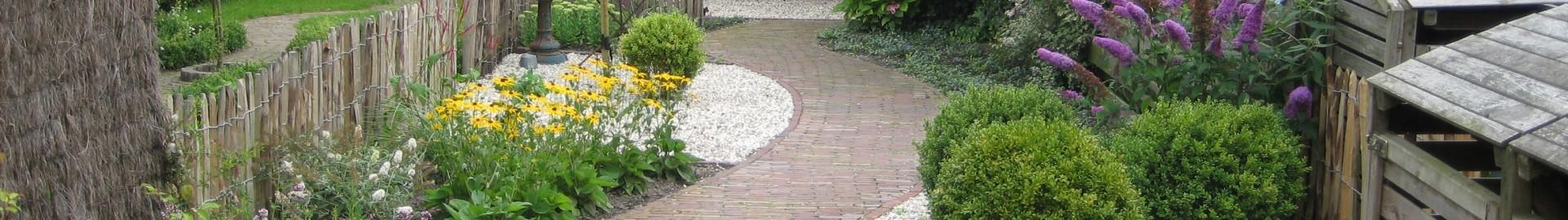 voorbeeld natuurlijke tuin